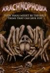 arachnophobia cover